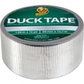 Duck Tape Brand Duct Tape, Chrome, 1.88in.x 10 Yards