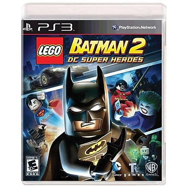 Warner Bros Lego Batman 2 DC Super Heroes, Action & Adventure, Playstation® 3