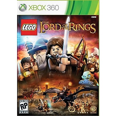 Warner Bros 24537 Lego Lord Of The Rings, Action & Adventure, Xbox 360®