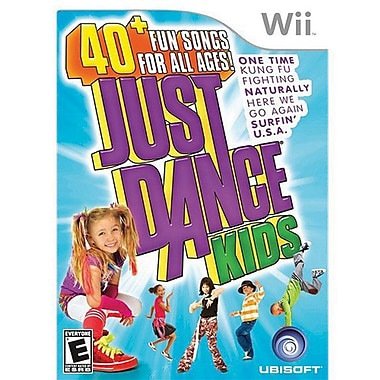 Ubisoft® Just Dance Kids, Party, Wii™