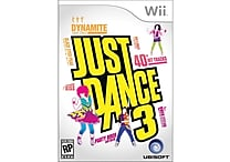 Ubisoft® Just Dance 3, Music, Dance & Party, Wii™