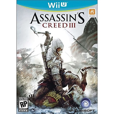 Ubisoft® Assassins Creed 3, Action, Adventure, Wii™ U