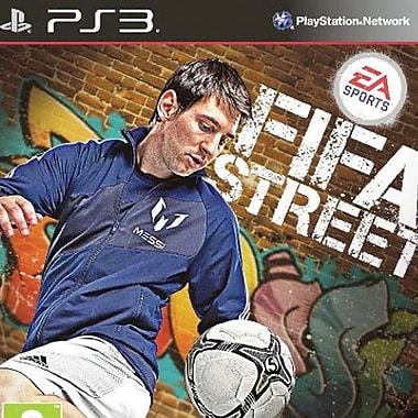 Electronic Arts™ FIFA Street, Action & Adventure, Strategy & Simulation, Playstation® 3