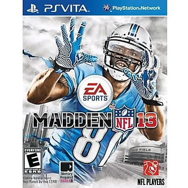 Electronic Arts™ Madden NFL 13, Sports & Outdoors, Playstation® vita
