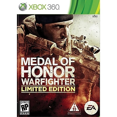 Electronic Arts™ Medal Of Honor Warfighter, Action, Shooting, Xbox 360®