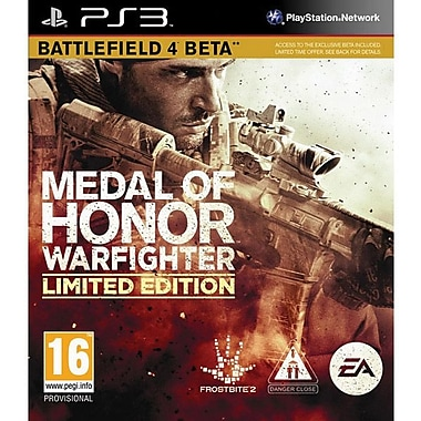 Electronic Arts™ Medal Of Honor Warfighter, Action, Shooting, Playstation® 3