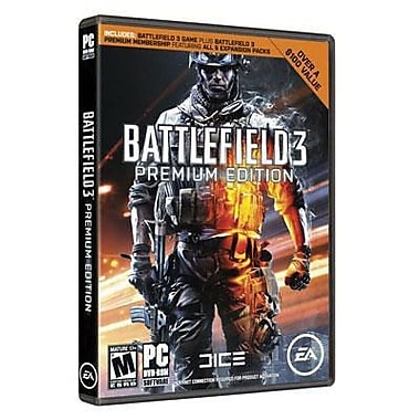 Electronic Arts™ Battlefield 3 Premium, Action & Adventure, PC