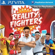 Sony®  Reality Fighters, Fighting, Playstation® vita