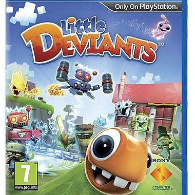 Sony® 22008 Little Deviants, Arcade, Playstation® vita