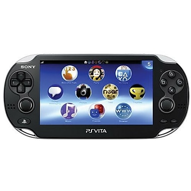 Sony® PlayStation® Vita (Wi-Fi) and 3G) Bundle, 8 GB SD Card