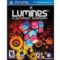 Ubisoft® Lumines Electronic Symphony, Puzzle & Cards, Playstation® vita