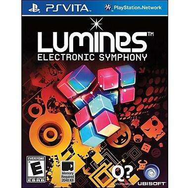 Ubisoft® Lumines Electronic Symphony, Puzzle & Cards, Playstation® vita