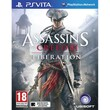 Ubisoft® Assassins Creed 3 Liberation, Action & Adventure, Playstation® vita