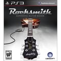 Ubisoft® Rocksmith w/ Bass, Music, Dance & Party, Playstation® 3