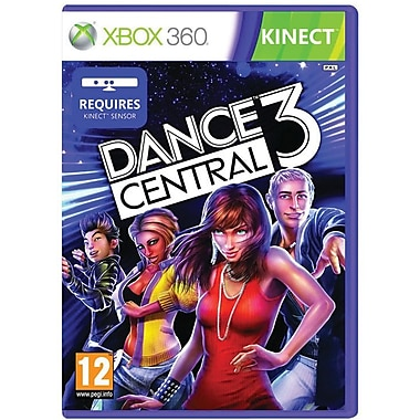 Microsoft® Dance Central 3, Music, Dance & Party, Xbox 360®