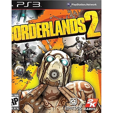T2™ Borderlands 2 Deluxe Vault Hunter's, Action & Adventure, Playstation® 3