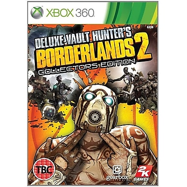 T2™ Borderlands 2 Deluxe Vault Hunter's, Action & Adventure, Xbox 360®