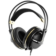 SteelSeries Siberia v2 Gaming Headset - Black & Gold