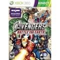 Ubisoft® Marvel Avengers Battle For Earth, Fighting, Xbox 360®
