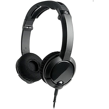 SteelSeries Flux Headset - Black