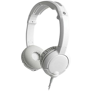 SteelSeries Flux Headset - White