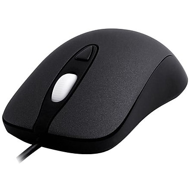 SteelSeries Kinzu v2 Pro Edition Gaming Mouse - Glossy Black