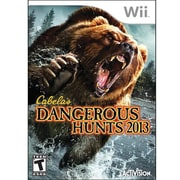 Activision® Cabela's Dangerous Hunts 2013, Action & Adventure, Wii™
