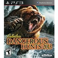 Activision® Cabela's Dangerous Hunts 2013 w/ Gun, Action & Adventure, Playstation® 3