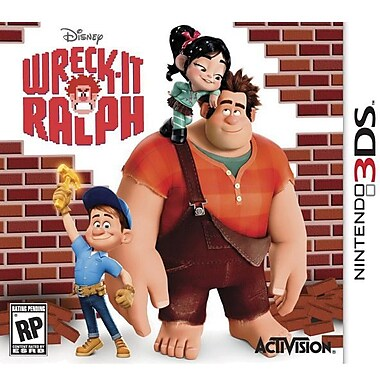 Activision® Wreck It Ralph, Kids & Family, 3DS™