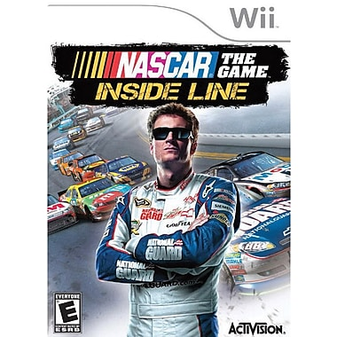 Activision® Nascar The Game Inside Line, Racing & Flying, Wii™