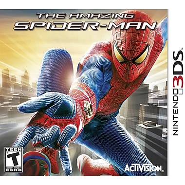 Activision® Amazing Spider Man, Action & Adventure, 3DS™