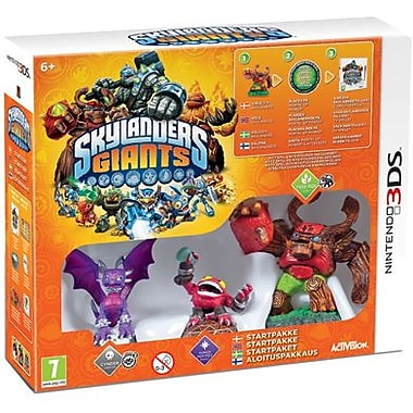 Activision® Skylanders Giants Starter Pack, Action & Adventure, 3DS™