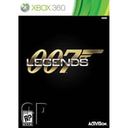 Activision® James Bond 007 Legends, Action & Adventure, Strategy & Simulation, Xbox 360®