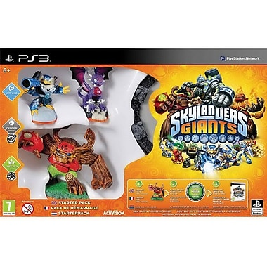 Activision® Skylanders Giants Portal Owner's Pack, Action & Adventure, Playstation® 3