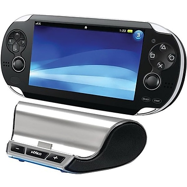 Nyko Speaker Stand w/ Charging Station For PlayStation Vita