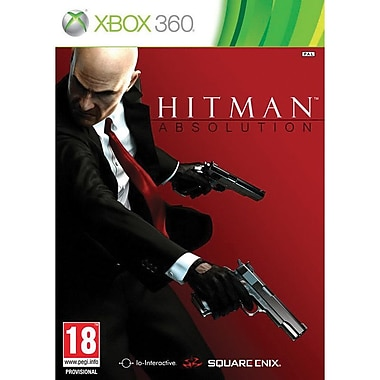 Square Enix®  Hitman Absolution, Action & Adventure, Shooters, Xbox 360®