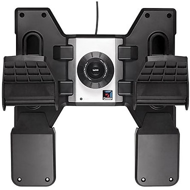 Mad Catz® Saitek® Cessna Pro Flight Rudder Pedal For FS X & 2004, X-Plane