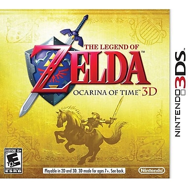 Nintendo® The Legend of Zelda Ocarina of Time, Action & Adventure, 3DS™
