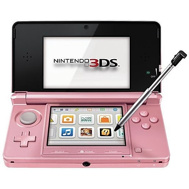 Nintendo® CTRSPAAR 3DS Handheld Gaming System, 2 GB SD Card