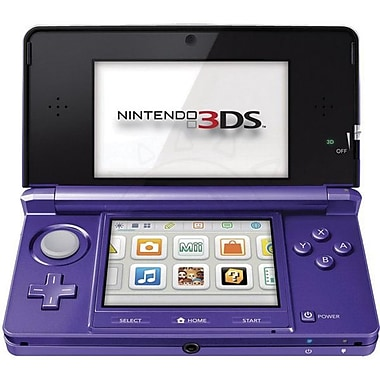 Nintendo® CTRSUAAR 3DS Handheld Gaming System, 2 GB SD Card