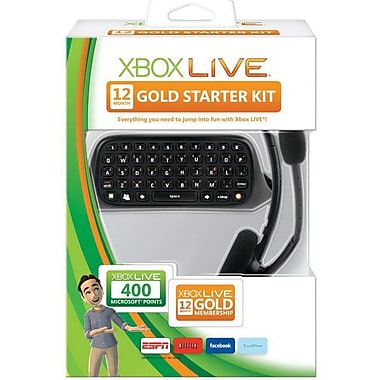 Microsoft® Starter Kit For Xbox 360