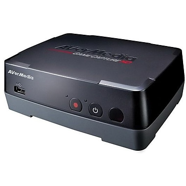 AVerMedia® Game Capture HD Box For PlayStation 3, Xbox 360 And Wii