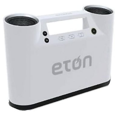 Eton Rukus White Bluetooth Sound System w/ AC adapter