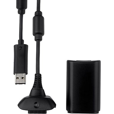 Microsoft® NUF00001 Play And Charge Kit For Xbox 360