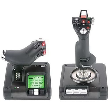 Mad Catz® Saitek® Pro Flight Control System