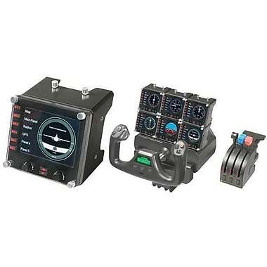 Mad Catz® Saitek® Pro Flight Instrument Panel w/ LCD Screen
