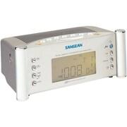 Sangean® FM/AM PLL Synthesized Tuning Clock Radio w/ Radio Controlled Clock