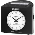 Sangean® FM-RDS (RBDS)/AM Digital Tuning Atomic Clock Radio