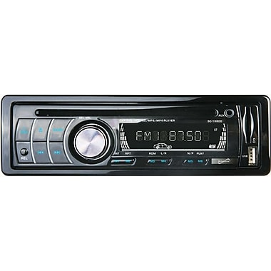 Supersonic® Car Audio Receiver, 4.3in. LCD