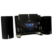 Supersonic® Micro System w/ CD/MP3 & AM/FM Radio, USB Input